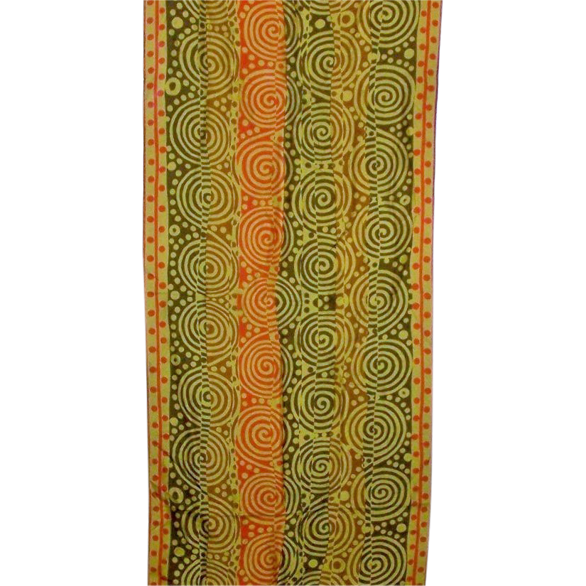 Designed Vera Neumann Lady Bug Signature Ladies Scarf