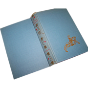 """Collectible Vintage Book """" The Travels of Marco Polo """" The Orion Press, New York"""