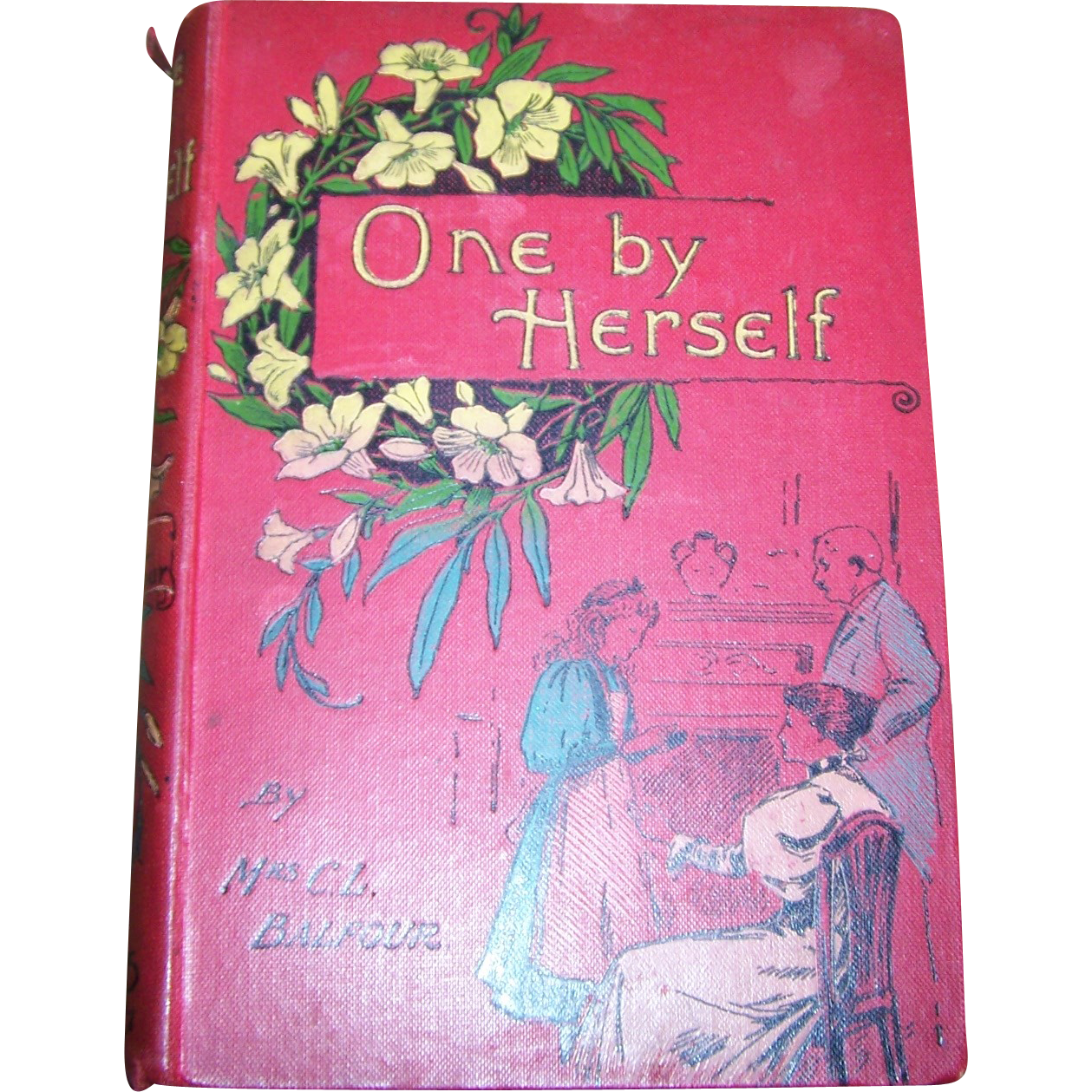 "Fabulous Cover "" One By Herself "" or "" God Setteth the Solitary in Families """