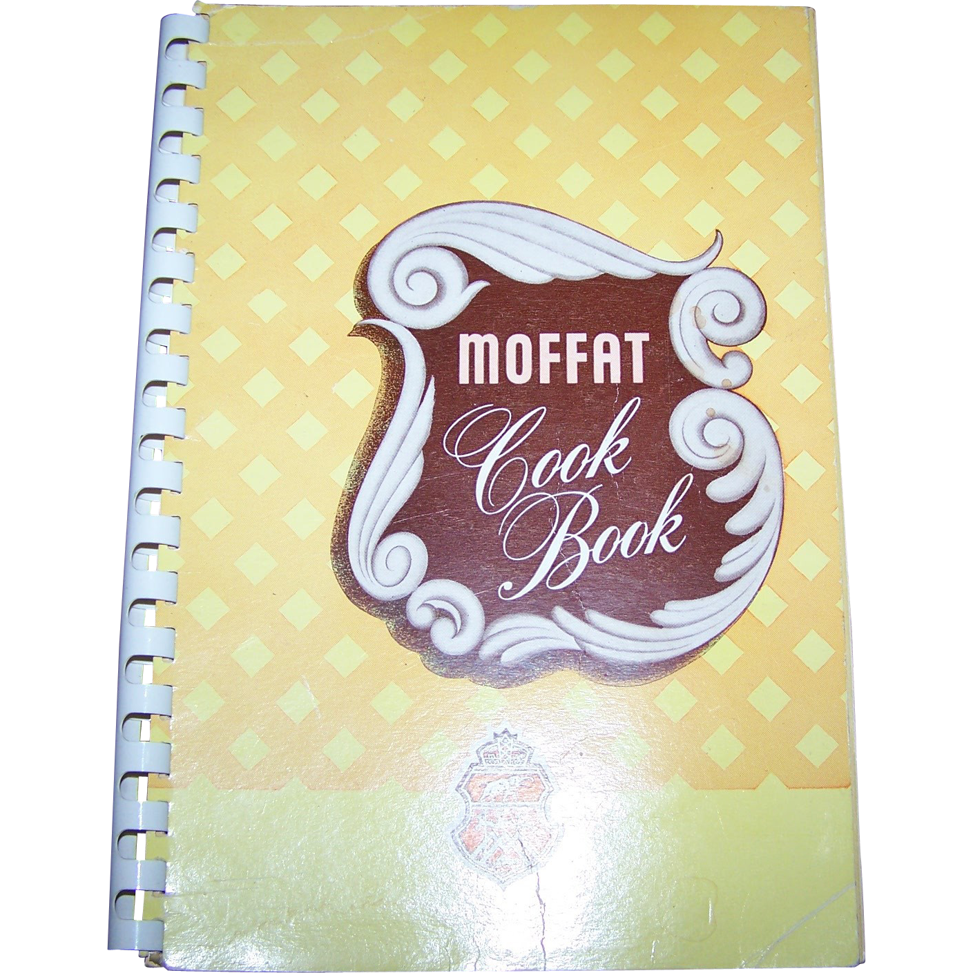 Vintage Advertising Cook Book Moffat Cook Book Weston Ontario Canada