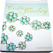 "Reference Collectible Paperback Booklet Book "" Costume Jewelry """