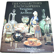 """Hard Cover Reference Book """" The Collector's Encyclopedia Victoriana to Art Deco """""""