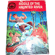 """Children's Book """"The Riddle Of The Haunted River """" Lawrence Earl"""