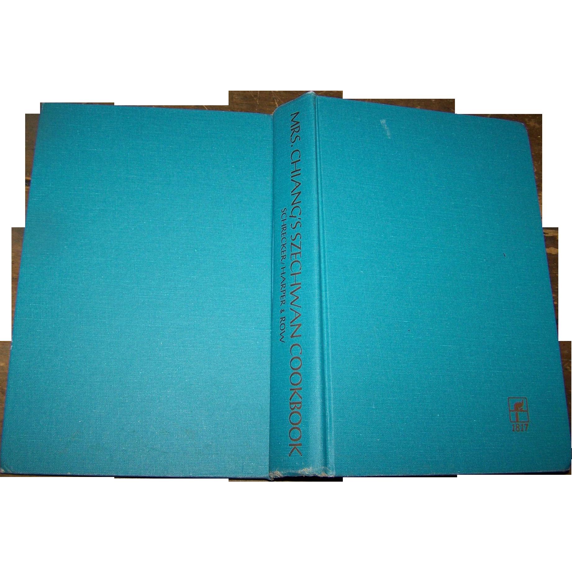 L Furniture Warehouse Victoria Bc Of Mrs Chiang 39 S Szechwan Cookbook Harper Row Publishers