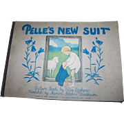 "Vintage Children's Book "" Pelle's New Suit ""  Picture Book by Elsa Beskow"