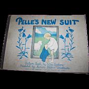"Vintage Children's Book "" Pelle's New Suit ""  Picture Book by Elsa Beskow"