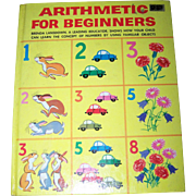 "Children's Book "" Arithmetic For Beginners "" Brenda Lansdown"