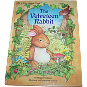 "A Little Golden Book "" The Velveteen Rabbit """