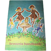 the brownie handbook Copyright 1965