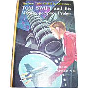 The New Tom Swift Jr. Adventures of Tom Swift and His Megascope Space Prober Book