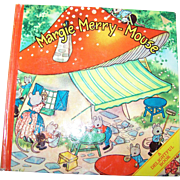 Margie Merry Mouse A Delightful Book by Willy Schermele