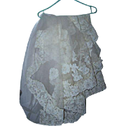 Beautiful Long Ivory Wedding Lace Veil Material