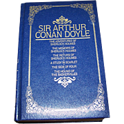 "Hard Cover Book "" Sir arthur Conan Doyle "" The Celebrated Cases of Sherlock Holmes"