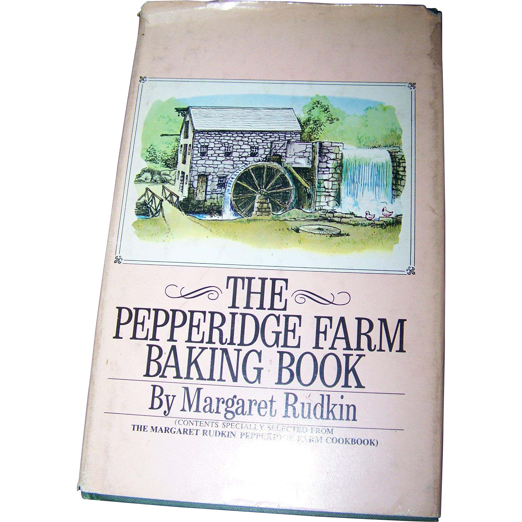 A Great Cookbook The PEPPERIDGE FARM Baking Book  By Margaret Rudkin