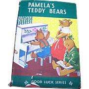 Pamela's Teddy Bears Good Luck Series  Mrs. H. C.  Cradock