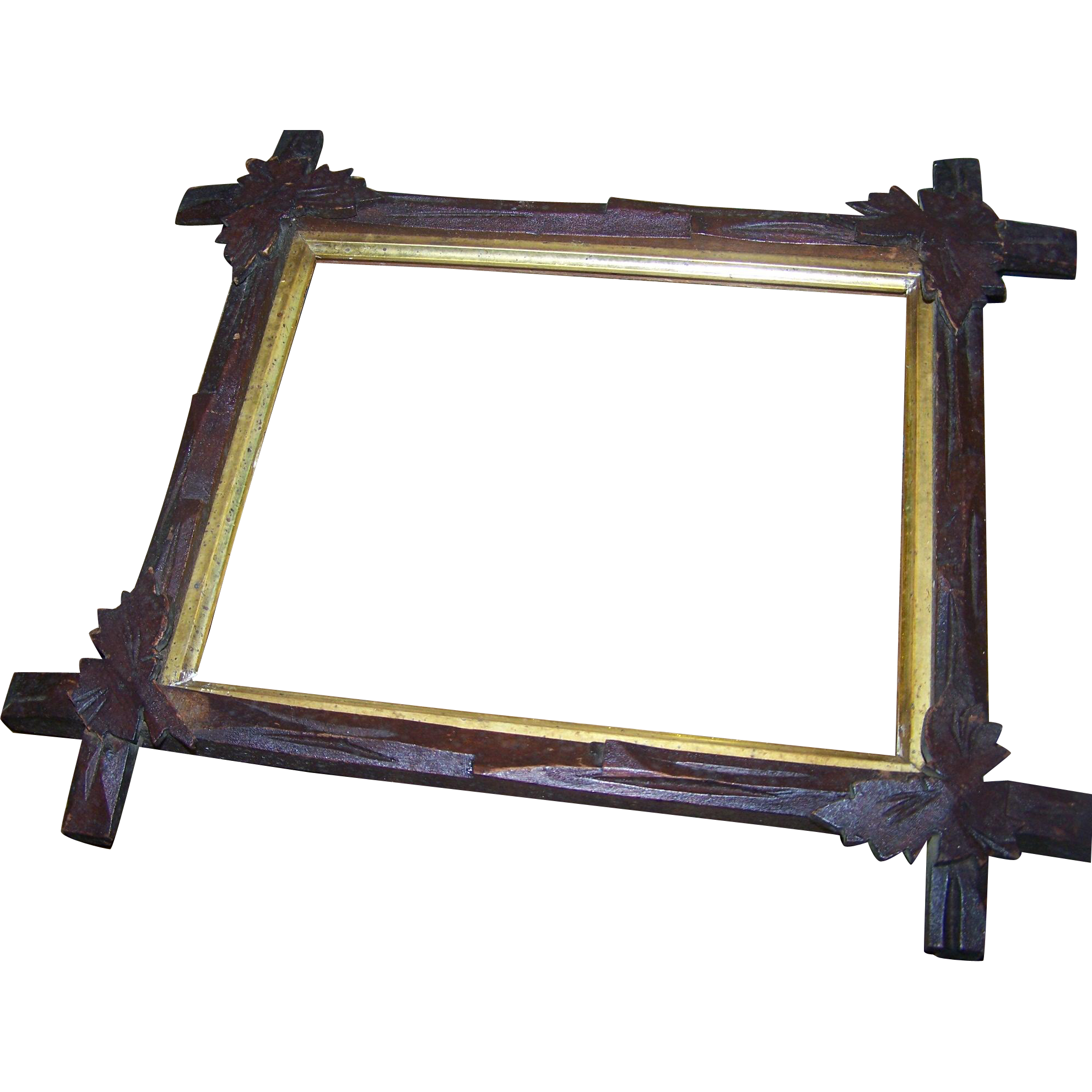 As is adirondack style wood wooden frame with leaves for L furniture warehouse victoria bc