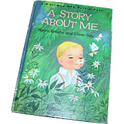 "A Whitman Big Tell-a-Tale "" A Story About Me ""  Norma  Knoche  and  Eileen Daly"