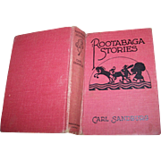 Hard Cover Book Rootabaga Stories by Carl Sandburg