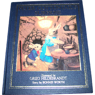 Hard Cover Book Petter Cottontail's Surprise The Unicorn Publishing House