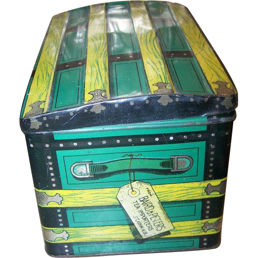 Advertising baird peters tea importers treasure chest for L furniture warehouse victoria bc