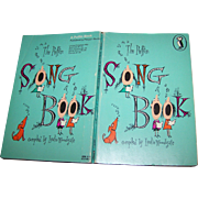 The Puffin Song Book Complied By Leslie Woodgate Soft Bound