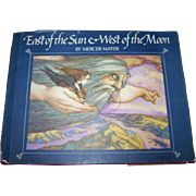 "Vintage Hard Cover Children's Book "" East of the Sun & West of the Moon""  By Mercer Mayer"