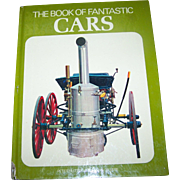 The Book of Fantastic Cars: The Most Extraordinary Designs Ford  Lagonda ETC
