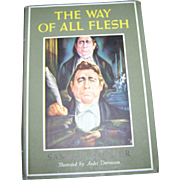 Hard Cover Book The Way Of All Flesh Samuel Butler