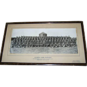 Vintage Canadian Military B&W Photograph QUEEN'S YORK RANGERS Photo Photography