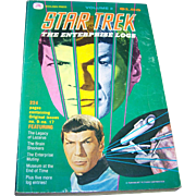 Star Trek The Enterprise Logs Volume 2 Golden Press Soft Cover 1976