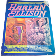 The Illustrated Harlan Ellison Full Color Book of Fantasy and Science Fiction Soft Cover