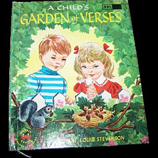 A Child's Garden of Verses By Robert Louis Stevenson A Wonder Book