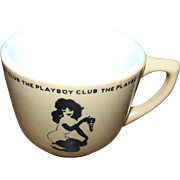 A Collectible Small Soki Advertising  Mug  The PLAYBOY CLUB Jackson China HMH Publishing Co. Inc