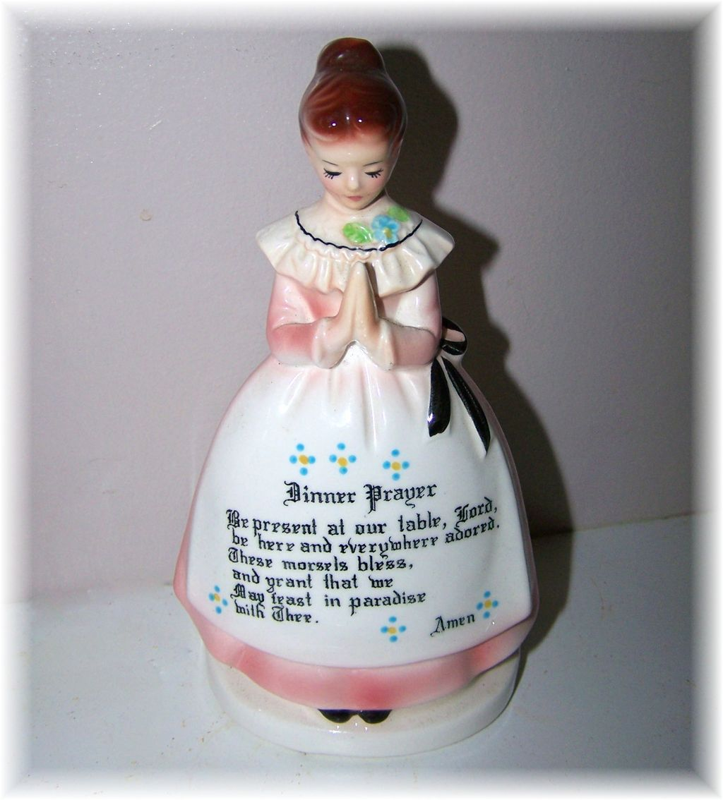 Charming Ceramic Dinner Prayer Napkin Holder  japan