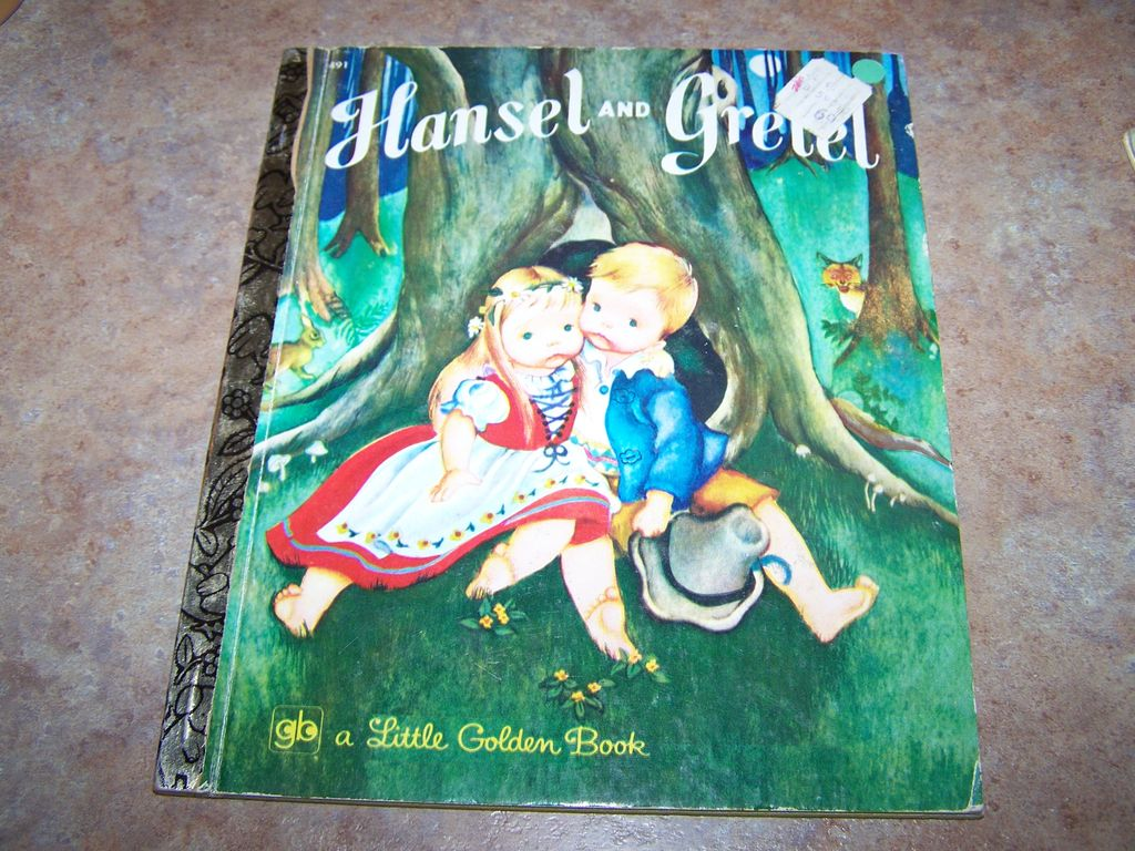 Hansel and Gretel A Little Golden Book C. 1977