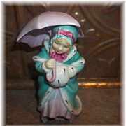 Vintage Miss Muffet Royal Doulton Figurine AS IS