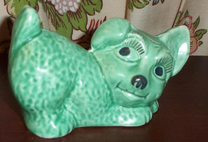 Genuine Vintage 1940s SylvaC Playing Puppy Dog 1646