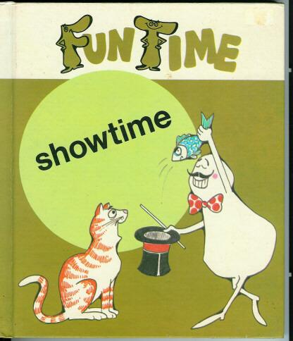 Fun Time Showtime Vintage Book