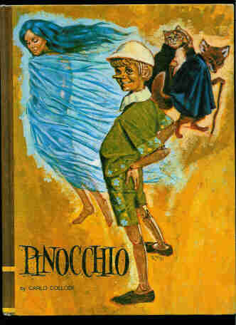 Pinocchio Educator Classic Library Complete and Unabridged