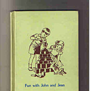 Fun with John and Jean Basic Reader