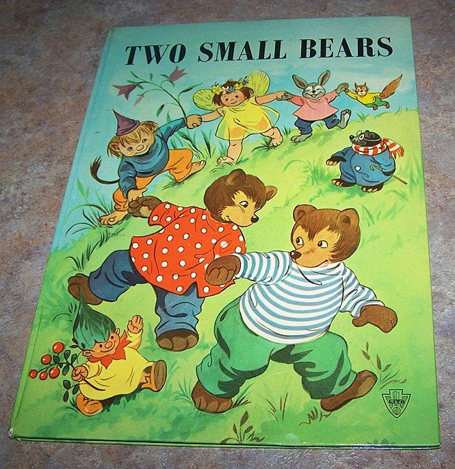 Two Small Bears  H.C. Children's Book
