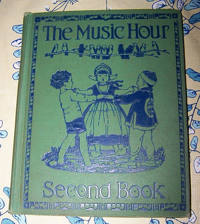 The Music Hour H.C. Music Book ( Second ) C. 1928