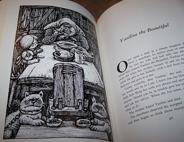 In A Certain Kingdom HC Book 12 Russian Fairy Tales