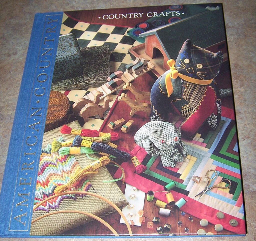 Country Crafts American Country Creative Projects From