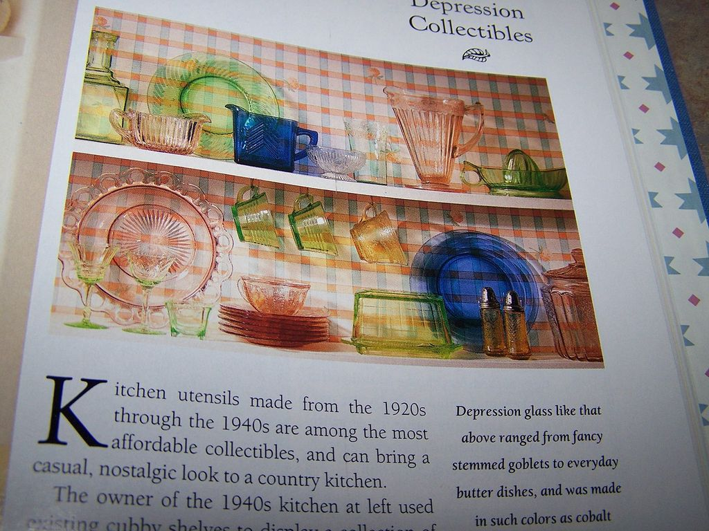 H.C. Book The Country Kitchen American Country