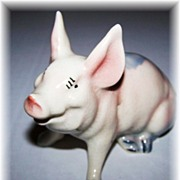 Cute Piggy Pig Figurine
