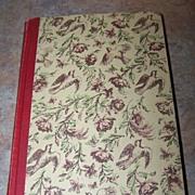 """Rainbow Classics H.C. Book Robert Louis Stevenson """" A Garden of Verses """""""