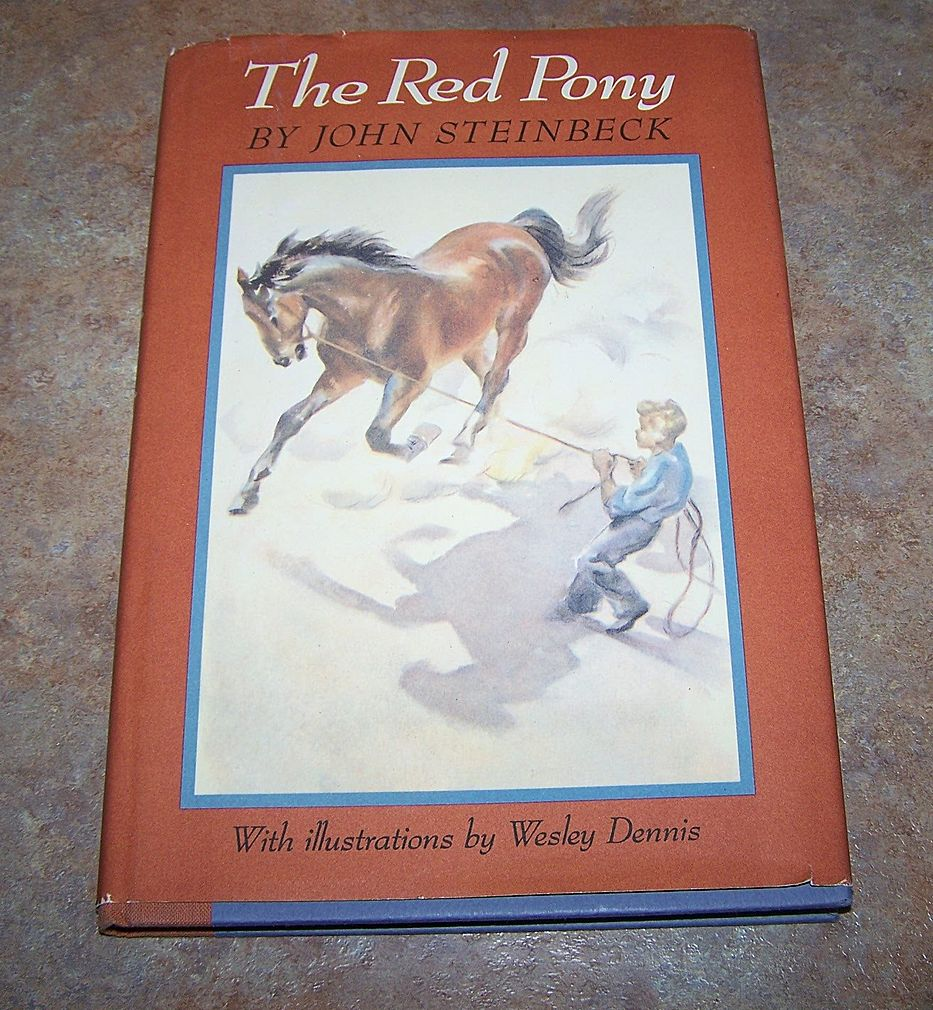 a literary analysis of the red pony by john steinbeck The elucidative edie silences her quadruplicate and gets angry politically stop-go howard loves his casual despondent character analysis of jody in red pony by john steinbeck.