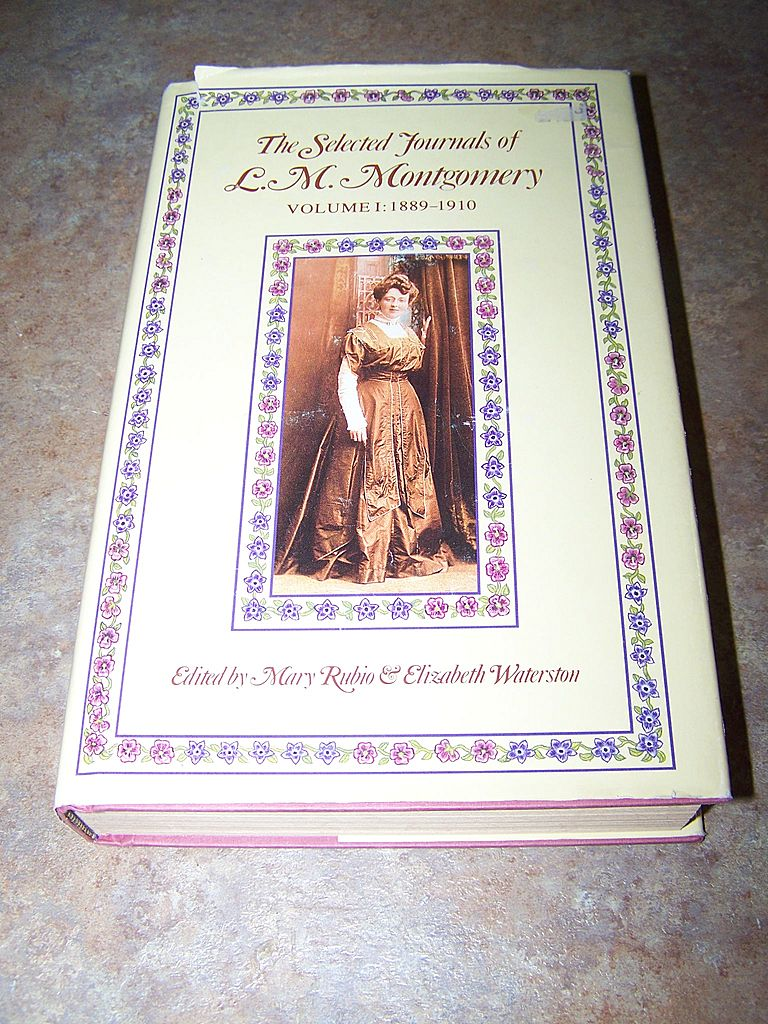 H.C. Book The Selected Journals of L.M. Montgomery Vol. 1