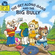The Get Along Gang And The Bully Record Booklet Set